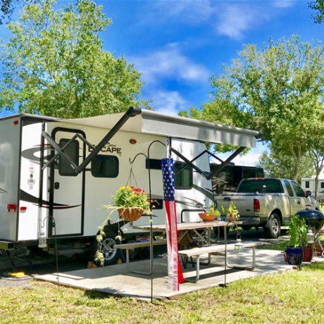 Buddy's Backyard RV Resort