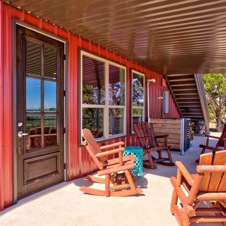 The Clubhouse at Buddys Backyard RV Resort