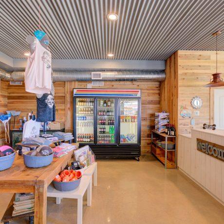 RV park convenience store