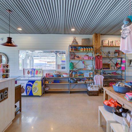 convenience store at Buddys Backyard RV Resort