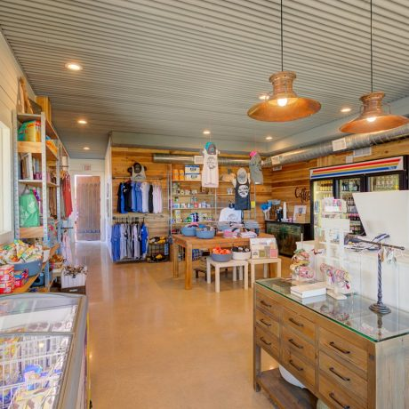 store at Buddys Backyard RV Resort
